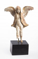 Eros, Terracotta, Myrina, Asia Minor, about 330 BC, Possible 19th century copy. Museum number 3898. Image © Freud Museum London