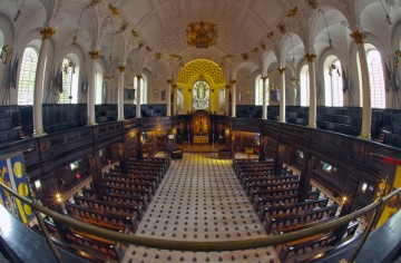 St Clement Danes Church_Image by M Caldwell